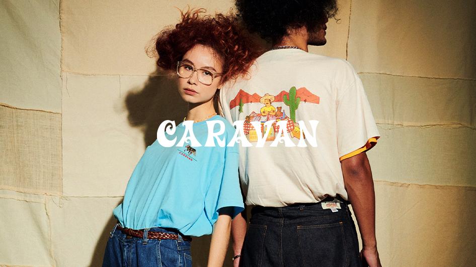 NEW BRAND:CARAVAN